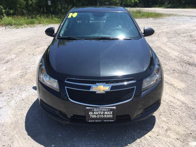 2014 Chevrolet Cruze for sale at ROUTE 6 AUTOMAX in Markham IL