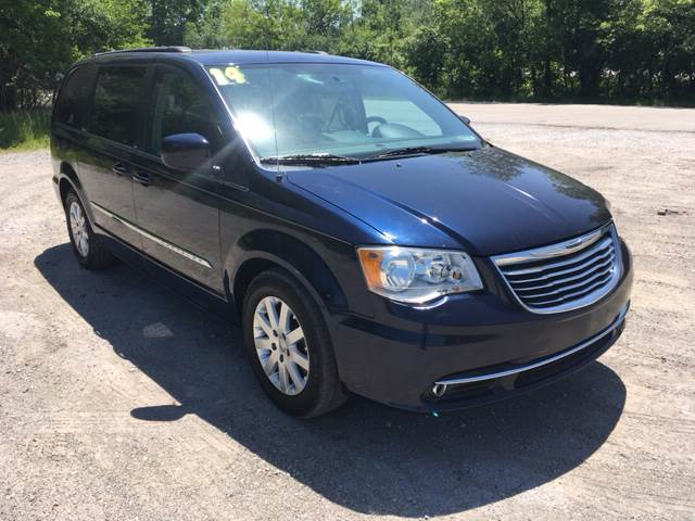 2014 Chrysler Town and Country for sale at ROUTE 6 AUTOMAX in Markham IL