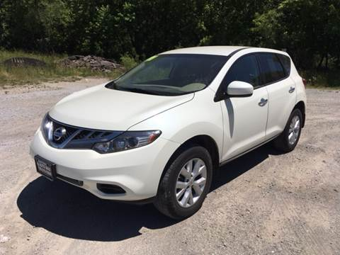 2011 Nissan Murano for sale at ROUTE 6 AUTOMAX in Markham IL