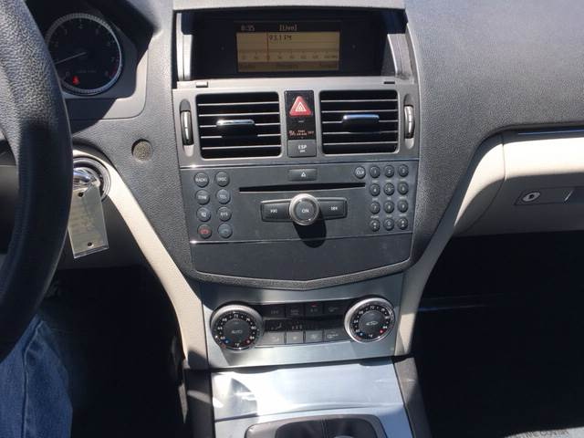 2009 Mercedes-Benz C-Class for sale at ROUTE 6 AUTOMAX in Markham IL