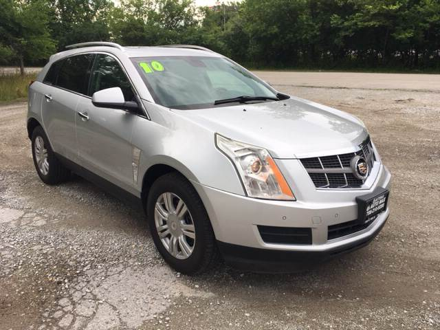 2010 Cadillac SRX for sale at ROUTE 6 AUTOMAX in Markham IL