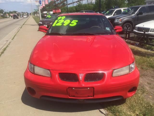 1999 Pontiac Grand Prix for sale at ROUTE 6 AUTOMAX in Markham IL