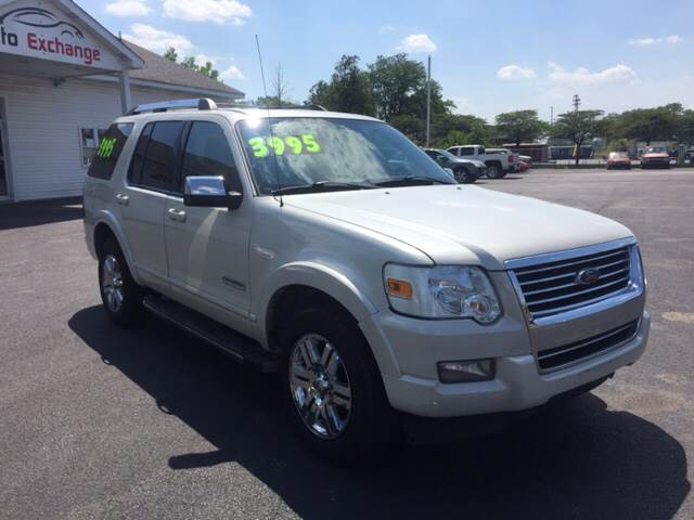 2006 Ford Explorer for sale at ROUTE 6 AUTOMAX - THE AUTO EXCHANGE TRADE LOT in Harvey IL