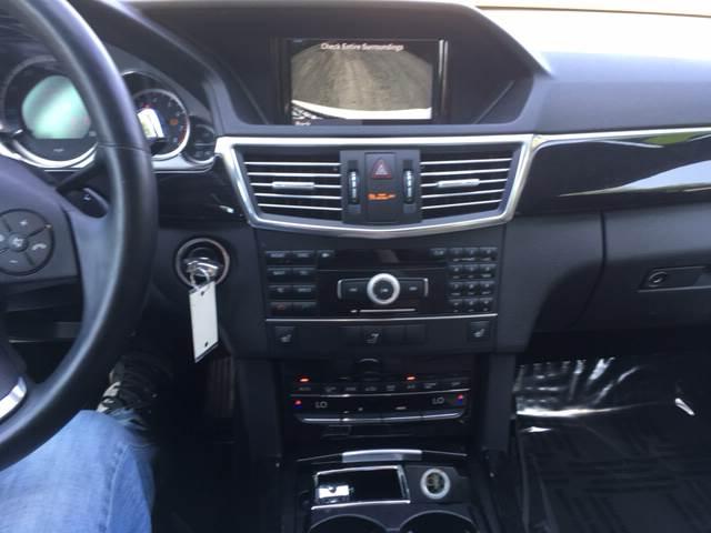 2011 Mercedes-Benz E-Class for sale at ROUTE 6 AUTOMAX in Markham IL