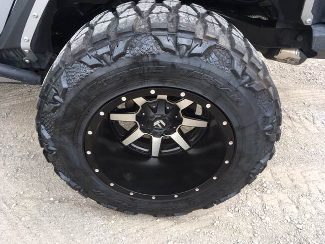 2016 Jeep Wrangler Unlimited for sale at ROUTE 6 AUTOMAX in Markham IL