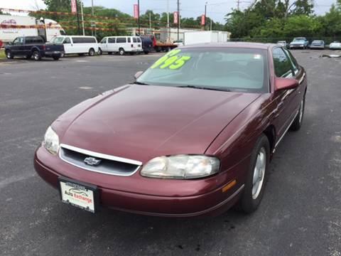 1999 Chevrolet Monte Carlo for sale in Markham, IL