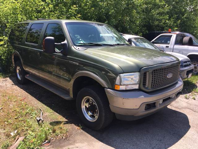 2004 Ford Excursion for sale at ROUTE 6 AUTOMAX in Markham IL