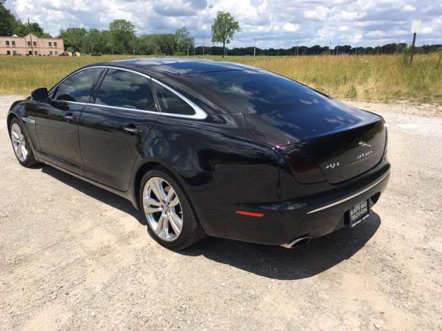 2011 Jaguar XJL for sale at ROUTE 6 AUTOMAX in Markham IL