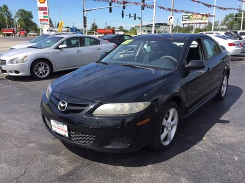 2007 Mazda MAZDA6 for sale at ROUTE 6 AUTOMAX in Markham IL