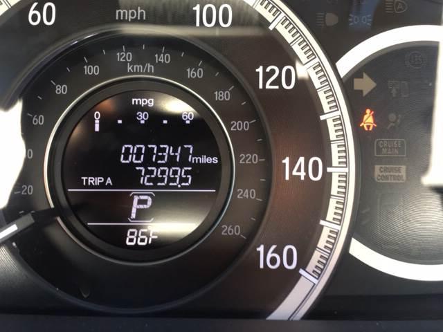2016 Honda Accord for sale at ROUTE 6 AUTOMAX in Markham IL