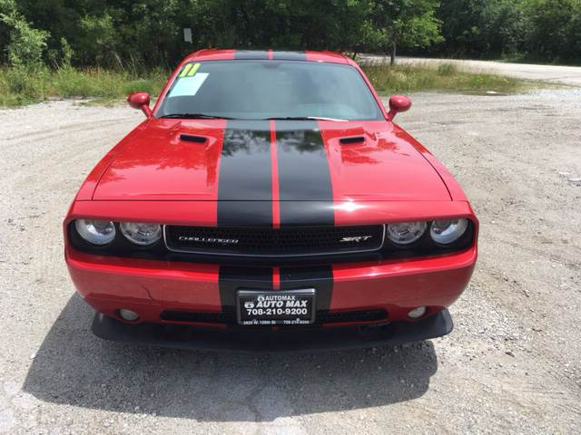 2011 Dodge Challenger for sale at ROUTE 6 AUTOMAX in Markham IL