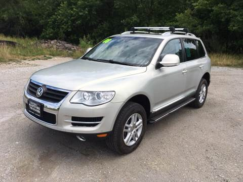 2008 Volkswagen Touareg 2 for sale at ROUTE 6 AUTOMAX in Markham IL