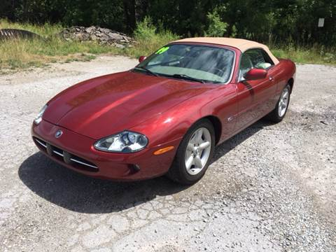 1999 Jaguar XK-Series for sale at ROUTE 6 AUTOMAX in Markham IL