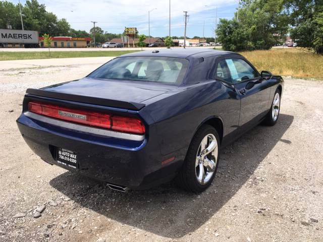 2013 Dodge Challenger for sale at ROUTE 6 AUTOMAX in Markham IL