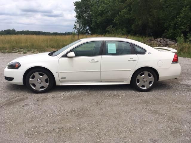 2009 Chevrolet Impala for sale at ROUTE 6 AUTOMAX in Markham IL