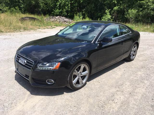 2012 Audi A5 for sale at ROUTE 6 AUTOMAX in Markham IL