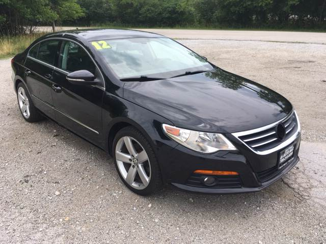 2012 Volkswagen CC for sale at ROUTE 6 AUTOMAX in Markham IL
