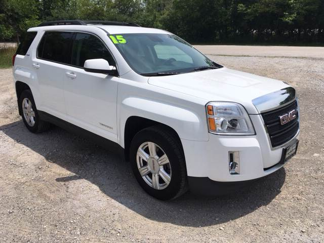 2015 GMC Terrain for sale at ROUTE 6 AUTOMAX in Markham IL