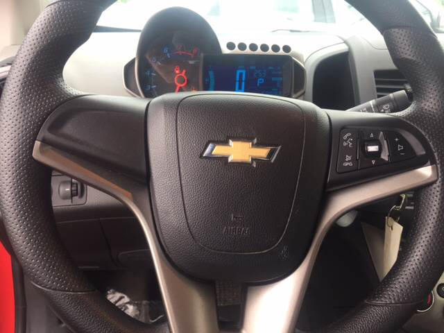 2013 Chevrolet Sonic for sale at ROUTE 6 AUTOMAX in Markham IL