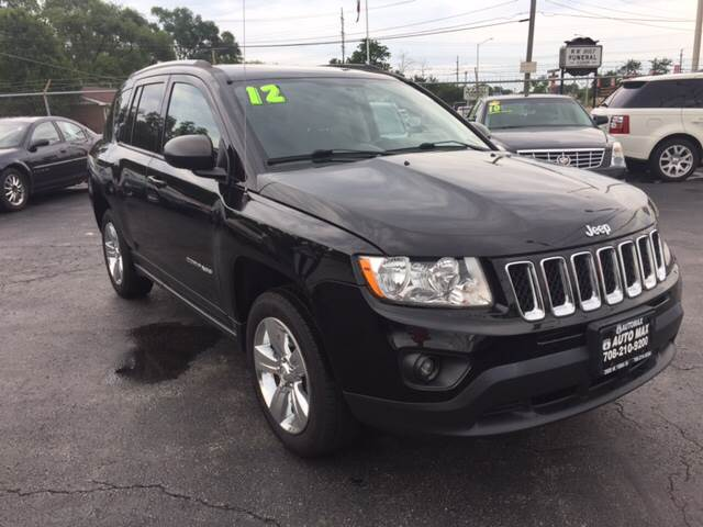 2012 Jeep Compass for sale at ROUTE 6 AUTOMAX in Markham IL