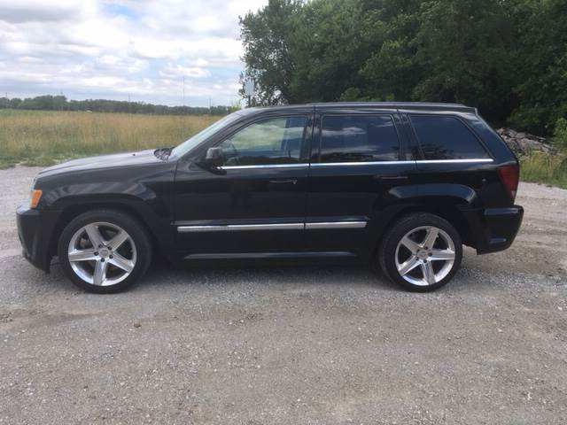 2007 Jeep Grand Cherokee for sale at ROUTE 6 AUTOMAX in Markham IL