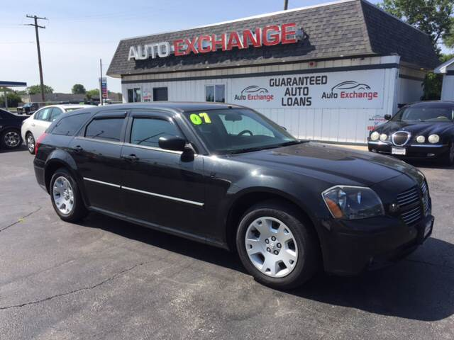 2007 Dodge Magnum for sale at ROUTE 6 AUTOMAX - THE AUTO EXCHANGE in Harvey IL