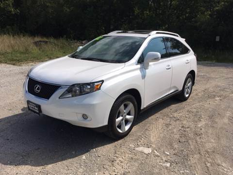 2012 Lexus RX 350 for sale at ROUTE 6 AUTOMAX in Markham IL