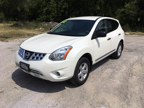 2012 Nissan Rogue for sale at ROUTE 6 AUTOMAX in Markham IL