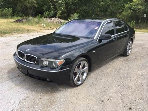 2003 BMW 7 Series for sale at ROUTE 6 AUTOMAX in Markham IL