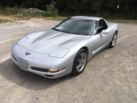 2001 Chevrolet Corvette for sale at ROUTE 6 AUTOMAX in Markham IL