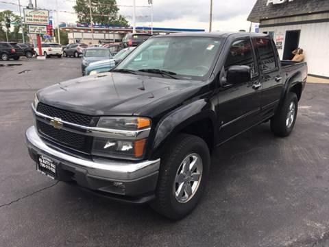 2009 Chevrolet Colorado for sale at ROUTE 6 AUTOMAX in Markham IL