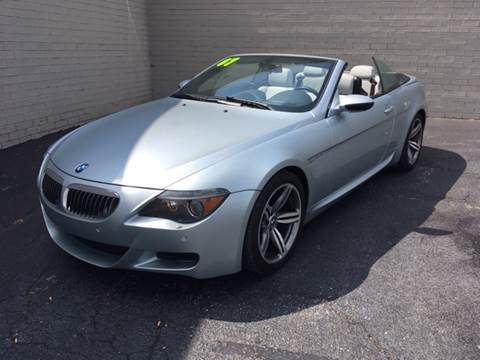 2007 BMW M6 for sale at ROUTE 6 AUTOMAX in Markham IL