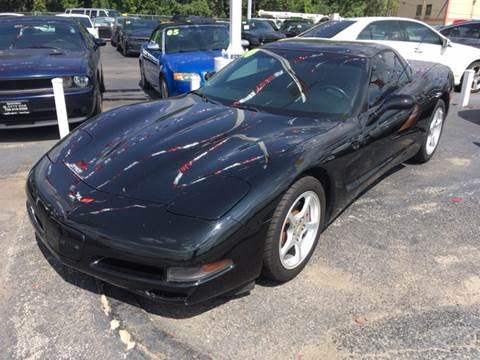 2000 Chevrolet Corvette for sale at ROUTE 6 AUTOMAX in Markham IL
