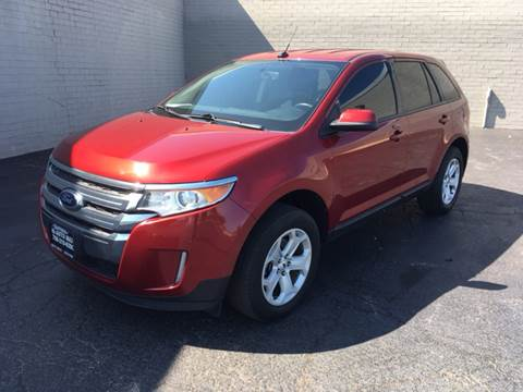 2013 Ford Edge for sale at ROUTE 6 AUTOMAX in Markham IL