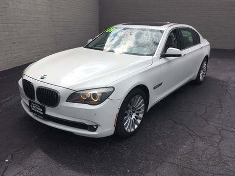 2009 BMW 7 Series for sale at ROUTE 6 AUTOMAX in Markham IL