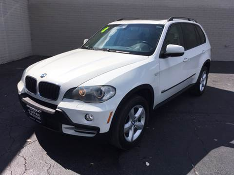 2008 BMW X5 for sale at ROUTE 6 AUTOMAX in Markham IL