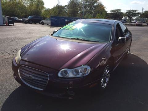 1999 Chrysler LHS for sale in Markham, IL
