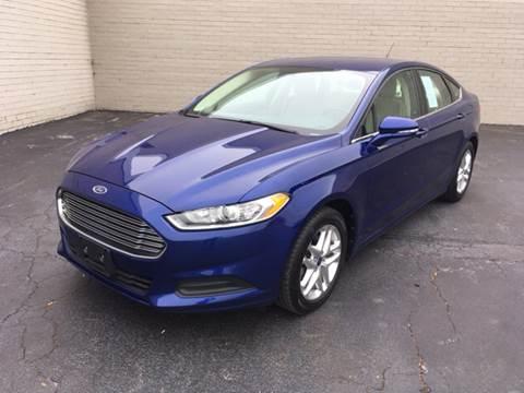 2013 Ford Fusion for sale in Markham, IL