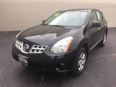 2012 Nissan Rogue for sale in Markham, IL