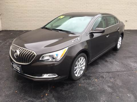 2014 Buick LaCrosse for sale in Markham, IL