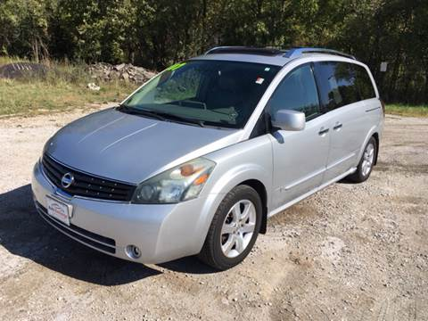 2007 Nissan Quest for sale in Markham, IL