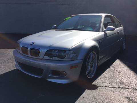 2002 BMW M3 for sale in Markham, IL