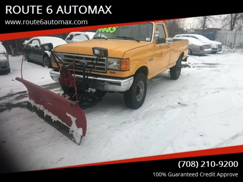 1989 Ford F-250 for sale in Markham, IL