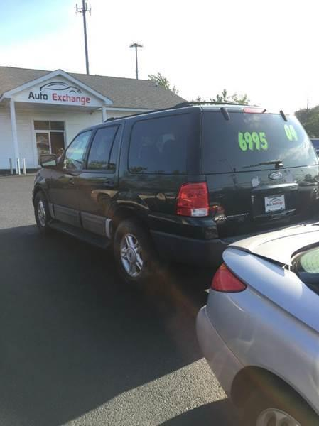 2004 Ford Expedition for sale at ROUTE 6 AUTOMAX - THE AUTO EXCHANGE TRADE LOT in Harvey IL