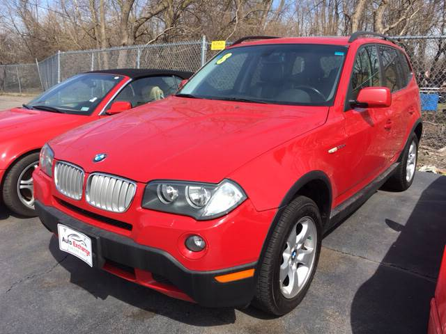 2008 BMW X3 For Sale At ROUTE 6 AUTOMAX In Markham IL