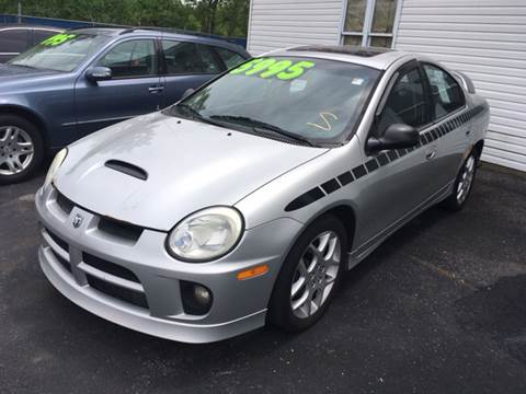 2004 dodge neon srt 4 for sale. Black Bedroom Furniture Sets. Home Design Ideas
