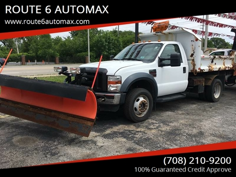 2010 Ford F-450 for sale in Markham, IL