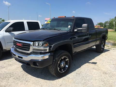 2007 GMC Sierra 2500HD Classic for sale in Markham, IL