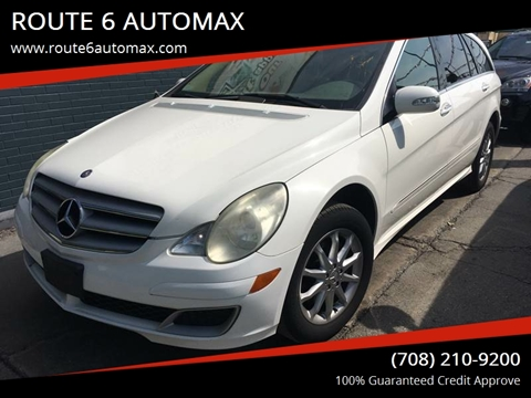 mercedes benz r class for sale in illinois carsforsale com rh carsforsale com 2006 Mercedes R500 NADA 2006 Mercedes R350 Sunroof