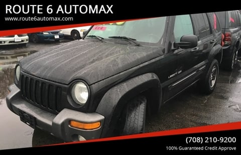 2004 Jeep Liberty for sale in Harvey, IL